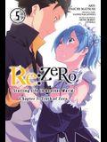 RE: Zero -Starting Life in Another World-, Chapter 3: Truth of Zero, Vol. 5 (Manga)