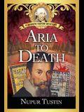 Aria to Death: A Joseph Haydn Mystery