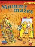 Maze Craze: Mummy Mazes