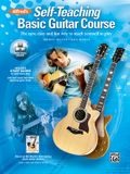 Alfred's Self-Teaching Basic Guitar Course: The New, Easy and Fun Way to Teach Yourself to Play [With CD (Audio) and DVD]