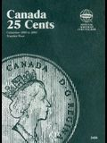 Canada 25 Cents Collection 1990 to 2000 Number Four