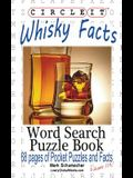 Circle It, Whisky Facts (Whiskey), Word Search, Puzzle Book