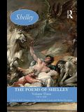 The Poems of Shelley: Volume Three: 1819 - 1820