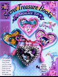 Secret Treasure Books & Locket Necklace Set : Storytime Gems Series