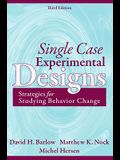 Single Case Experimental Designs: Strategies for Studying Behavior for Change