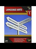 Steck-Vaughn Core Skills Language Arts: Workbook Grade 1
