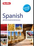 Berlitz Phrase Book & Dictionary Spanish (Bilingual Dictionary)