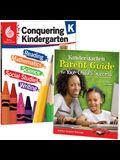 Conquering Kindergarten Together: 2-Book Set