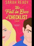 The Fall in Love Checklist