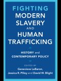 Fighting Modern Slavery and Human Trafficking