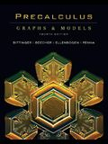 Precalculus: Graphs &Models and Graphing Calculator Manual Package (4th Edition)