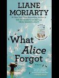 What Alice Forgot