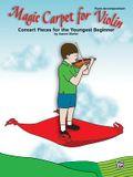 Magic Carpet for Violin: Piano Acc.