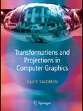 Transformations and Projections in Computer Graphics