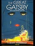 The Great Gatsby: The Illustrated Edition