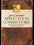 Jon Courson's Application Commentary: Volume 1, Old Testament, (Genesis-Job)