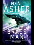 Brass Man, Volume 3: The Third Agent Cormac Novel