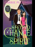 Second Chance Spirit: A Ghostly Paranormal Romance