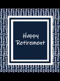 Happy Retirement, Sorry You Are Leaving, Memory Book, Retirement, Keep Sake, Leaving, We Will Miss You, Wishing Well, Good Luck, Guest Book (Hardback)