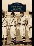 New York Giants: : A Baseball Album