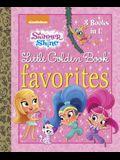Shimmer and Shine Little Golden Book Favorites (Shimmer and Shine)