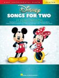 Disney Songs for Two Flutes: Easy Instrumental Duets