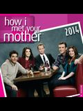 How I Met Your Mother 2014 Wall Calendar