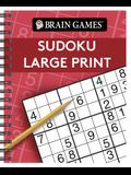 Brain Games Large Print Sudoku
