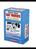 Picture These SAT Words in a Flash Flash Cards