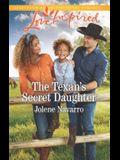 The Texan's Secret Daughter (Cowboys of Diamondback Ranch)