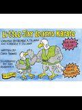 Little Jay Learns Karate