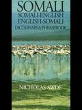 Somali-English/English-Somali Dictionary & Phrasebook