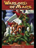 Warlord of Mars Omnibus Vol 2 Tp