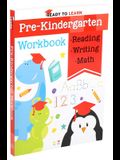 Ready to Learn: Pre-Kindergarten Workbook