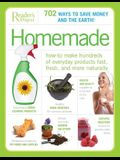 Homemade: How to Make Hundreds of Everyday Products Fast, Fresh, and More Naturally