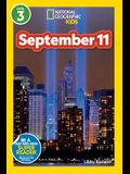 National Geographic Readers: September 11 (Level 3) (Library Edition)