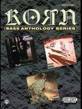 Korn -- Bass Anthology: Authentic Bass TAB (Bass Anthology Series)