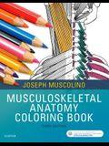 Musculoskeletal Anatomy Coloring Book, 3e