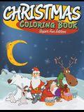Christmas Coloring Book: Super Fun Edition
