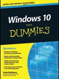 Windows 10 para dummies (Spanish Edition)
