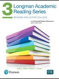 Longman Academic Reading Series 3 with Essential Online Resources