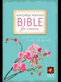 Everyday Matters Bible for Women-NLT: Practical Encouragement to Make Every Day Matter