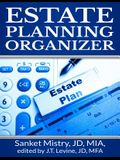 Estate Planning Organizer: Legal Self-Help Guide