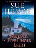 Murder at Five Finger Light: A Jessie Arnold Mystery