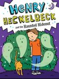 Henry Heckelbeck and the Haunted Hideout, 3