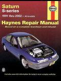 Haynes Saturn S-Series 1991 Thru 2002