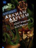 Batman: Arkham Asylum the Deluxe Edition