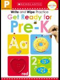 Get Ready for Pre-K Write and Wipe Practice: Scholastic Early Learners (Write and Wipe)