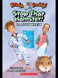 Stop That Hamster! (Turtleback School & Library Binding Edition) (Ready Freddy)