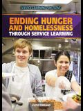 Ending Hunger and Homelessness Through Service Learning